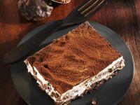 Weihnachts-Tiramisu mit Lebkuchen Rezept